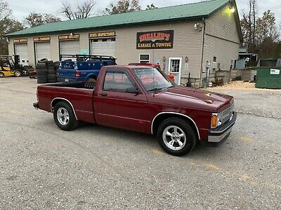 Ebay Advertisement 1992 Chevrolet S 10 Tahoe Chevy S10 With Images Chevrolet S 10 S10 Truck For Sale Chevy S10