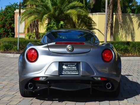 2016 alfa romeo 4c 2dr coupe coupe for sale in sarasota, fl - $736