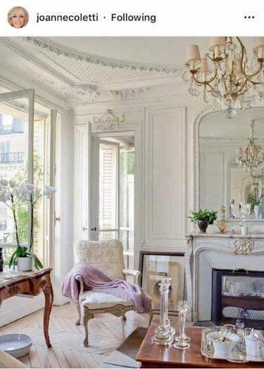 Malabar Artistic Furniture Artistic Pieces Chic Interior Design Parisian Decor French Country Living Room