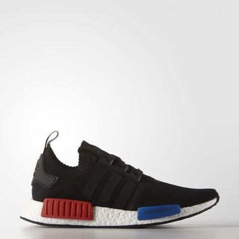 adidas NMD Runner Primeknit Shoes Black | adidas US