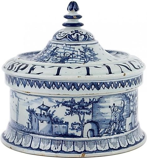 Delft Bell Durable In Use Art Pottery Pottery & China