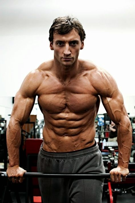 Aesthetic MuscleS - Bodybuilding at its Best: Ward Patrick