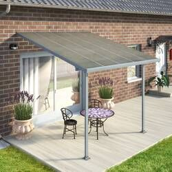 Sierra 8 Ft W X 8 Ft D Polycarbonate Standard Patio Awning In 2020 Diy Patio Pergola Patio Awning