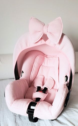 Universal Car Seat Footmuff//cosy Toes Graco Newborn Carseat Baby Boy Girl New