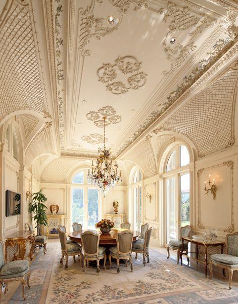 تصميم داخلي ديكور ديكورات صالة معيشة صالات مودرن فيلا ديكور داخلي ألوان تفاصيل Luxury Dining Room Luxury Living Room Design Dining Room Decor Elegant