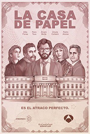 Ver La Casa De Papel Temporada 2 Capitulo 1 Online Sub Español Ver La Casa De Papel Temporada 2 Capitulo 1 Tv Series 2017 Tv Shows Online Movies And Tv Shows