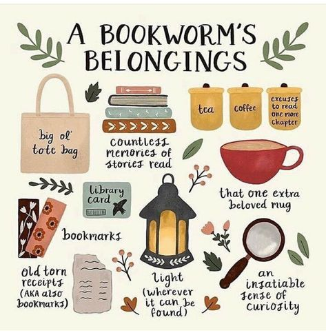 The Bookish Things