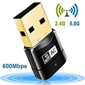 NETGEAR A6210-100PES AC1200 802 11ac Dual Band (300/867 Mbps