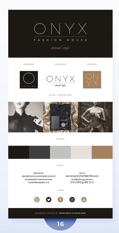 Brand Boards // Style Tiles for Your Logo/Brand - VOL 2 - Inside you'll find 10 easy to edit, fully customisable Brand Board / Style Tile templates, created in both Photoshop & Illustrator and optimised for use in Blog Posts, Pinterest or you can print them out for face-to-face meetings too!