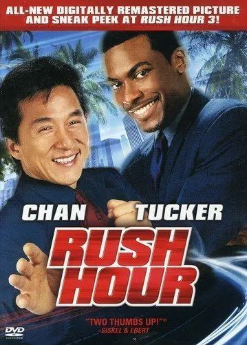 Rush Hour Special Edition Jackie Chan Movies Action Comedy