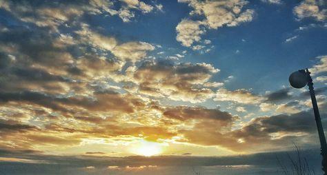 skyview Il sunset fa perdere la testa...