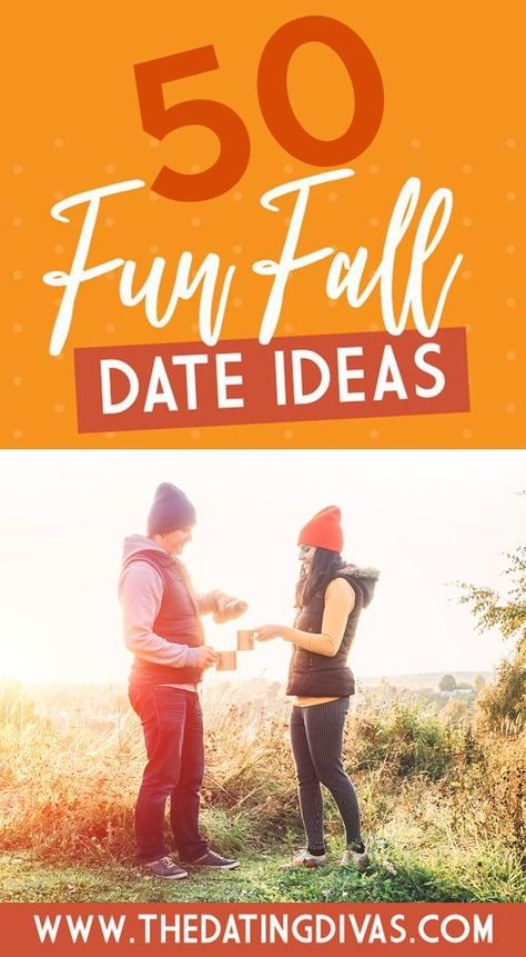 50 fun date ideas for fall! I LOVE fall and can't wait for the autumn leaves, crisp breeze, and cozy dates! #falldates #dateideas Marriage Romance, Marriage Relationship, Cute Relationships, Love And Marriage, Young Women Activities, Winter Activities, Creative Date Night Ideas, Halloween Date, Date Night Ideas For Married Couples