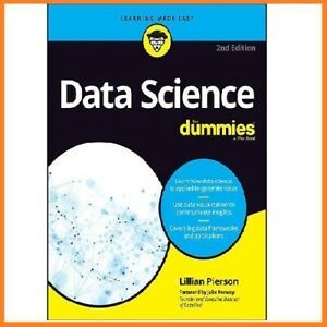 Data Science For Dummies By Lillian Pierson E Book Pdf Epub Mobi Data Science Tech Books Microsoft Dynamics