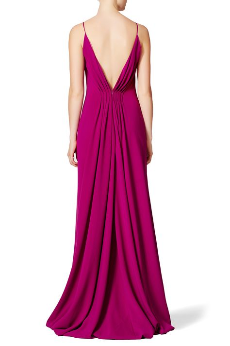 Rebecca Gown By Badgley Mischka 695 Retail Or Rent For 115 Rent The Runway Dresses Badgley Mischka Couture Dresses