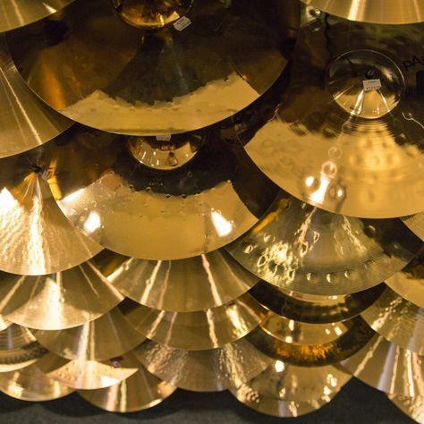 gold Cymbals #cymbal #cymbals...