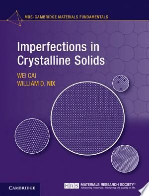 Imperfections In Crystalline Solids Pdf Download
