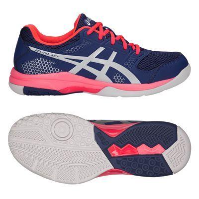Asics Gel Rocket 8 Ladies Indoor Court Shoes AW18