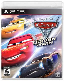 Cars 3 Driven To Win Ps3 Iso Rom Download Car Games Pixar Cars