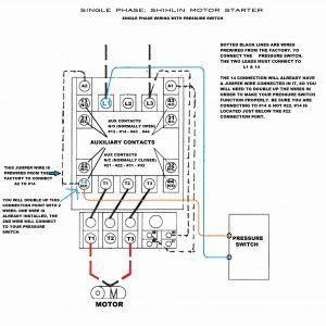 Square D Single Phase Motor Starter Wiring Diagram