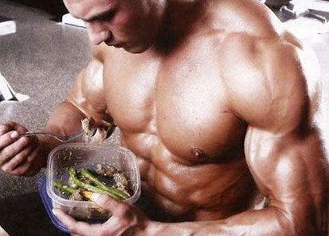 dieta per sviluppare la massa muscolare