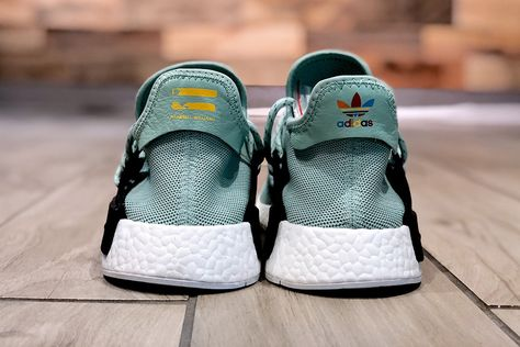 Cop These Rare Pharrell X adidas Originals Hu NMD for $12,000
