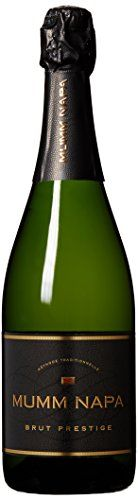 Sparkling Wine - Mumm Napa Brut Prestige 750 mL -- Click image to review more details.