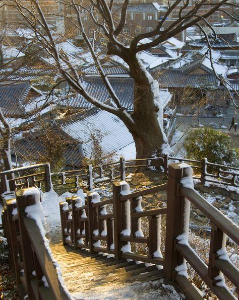 Jeonju Old Village