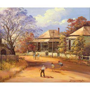 D Arcy W Doyle 1932 2001 Australia List All Works In 2020 Australian Painting Australian Art Landscape Paintings