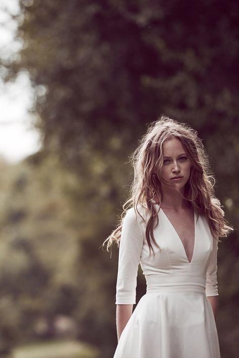 Delphine Manivet - Créatrice de robes de mariée Paris : Collection P/E 2016 - Robes de mariée - Delphine Manivet