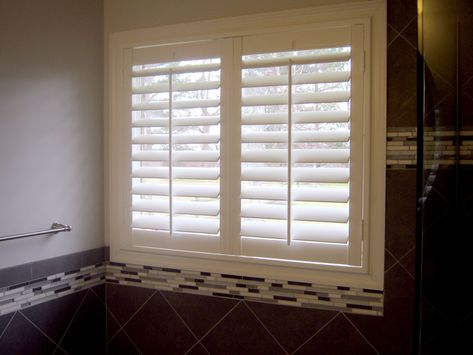Badezimmer Fenster Behandlungen Moderne Fenster Badezimmer