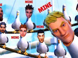 17 Fortnite Memes Guaranteed To Make You Laugh Sayingimages Com Funny Gaming Memes Squat Memes Funny Memes