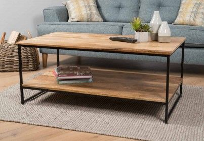 Mango Open Coffee Table