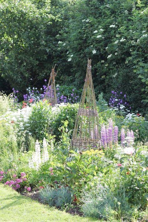 #smallgarden 50 Best Garden Design Ideas #GardenIdeas #design #diygardendecordollars