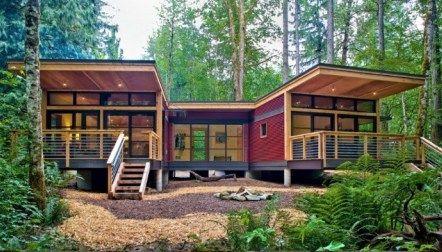 Outstanding 1100 Sq Ft Modern Prefab Home In Napa Ca Cabin Bott Download Free Architecture Designs Ferenbritishbridgeorg