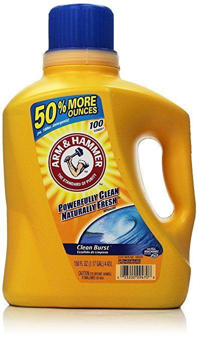 Arm Hammer Laundry Detergent 100 Loads Only 6 49 Best