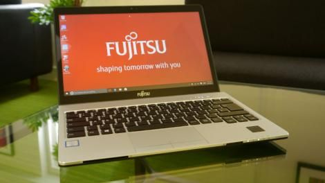 Hands-on review: Fujitsu Lifebook S936