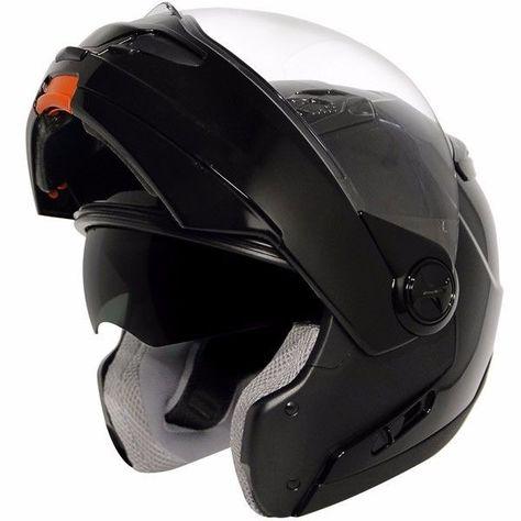 X-Large Hustler HT-50 Jet Vegas Glossy Open Face Motorcycle Helmet