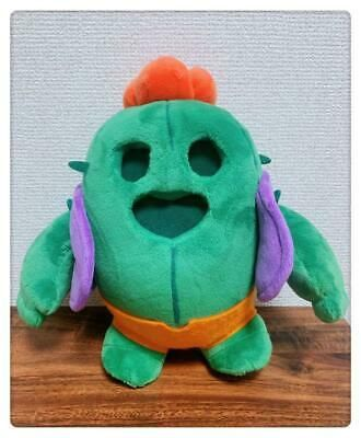 Advertisement Brawl Stars Spike Plush Doll Supercell F S In 2020
