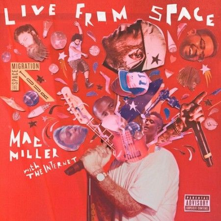 Mac Miller Live From Space Artwork Tracklist Mac