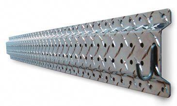 Guptapermold Pegstrip Diamond Plate Aluminum Pegboard Organizer Diamond Plate Storewall Accessories The Garage Sto Diamond Plate Pegboard Organization