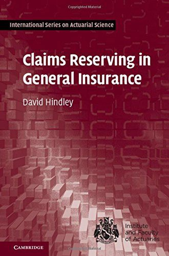 Download Pdf Claims Reserving In General Insurance International