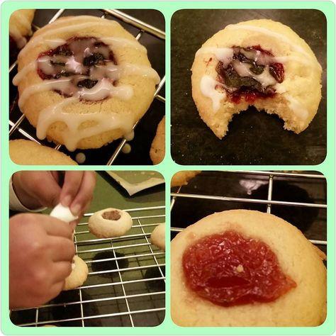 Strawberry and black cherry almond biscuits #yummy  #strawberry #blackcherry #almondbiscuits #icing #kidsclub  #kidsinthekitchen #kidshavingfun #learningalifeskill #fabbakingschool #loughton #essex #london