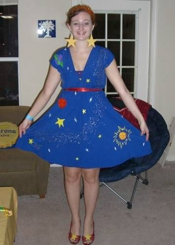 miss frizzle costume i have a blue dress that iu0027ve