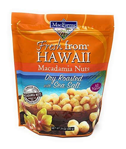Macfarms Dry Roasted Macadamia Nuts With Sea Salt Fresh F Https Www Amazon Com Dp B00gczbzba Ref Cm Sw R Keto Snacks To Buy Snacks Low Carb Crunchy Snacks
