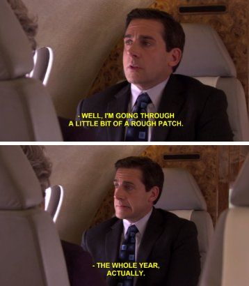 Michael Scott - The Office Tv Show Quotes, Film Quotes, Best Office Quotes, The Office Senior Quotes, Funny Office Quotes, Stupid Memes, Funny Memes, Funny Shit, Funny Stuff