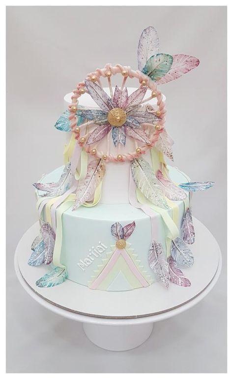 Dreamcatcher by Cake Loves Vanilla
