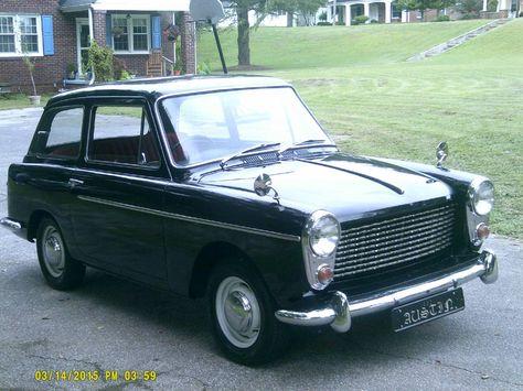 1960 Austin A40 Farina - $10,000 Greenville, SC #ForSale - craigslist greenville