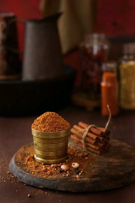 Simple All-purpose Spice Blend/Masala : Multi-Purpose Use