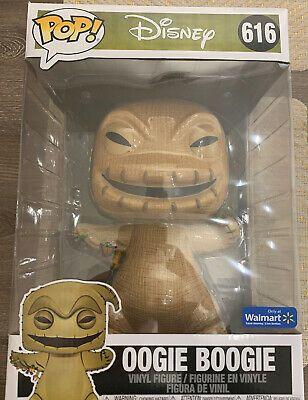 Ebay Sponsored Funko Pop Movies Nbc 10 Oogie Boogie Walmart Exclusive In Hand Oogie Boogie Ebay Ads Funko Pop