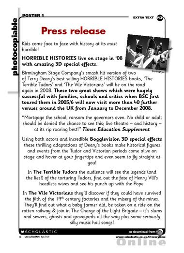 Persuasive Writing Press Release Persuasive Writing Writing A Press Release Press Release